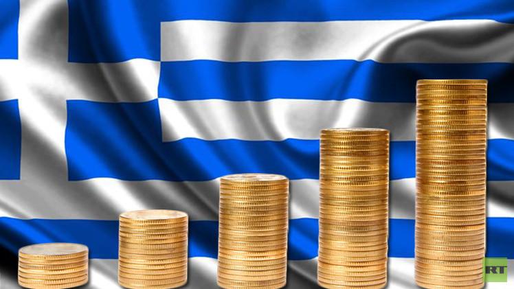 الاقتصاد اليوناني يحقق نموا في الربع الثاني