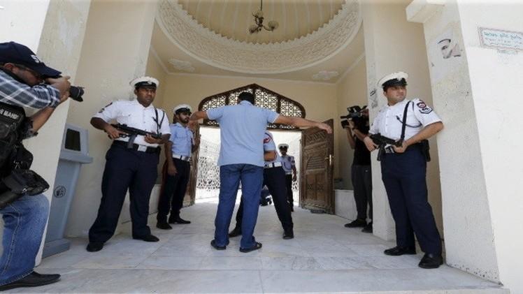 تشديد الأمن عند المساجد في الكويت