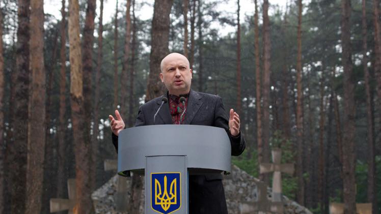 كييف: سنعلن الأحكام العرفية في حال تصعيد النزاع شرق البلاد