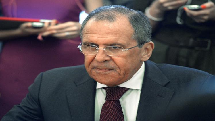 لافروف: روسيا تعد لاجتماع في مجلس الأمن لتحليل أخطار الإرهاب النابعة من الشرق الأوسط