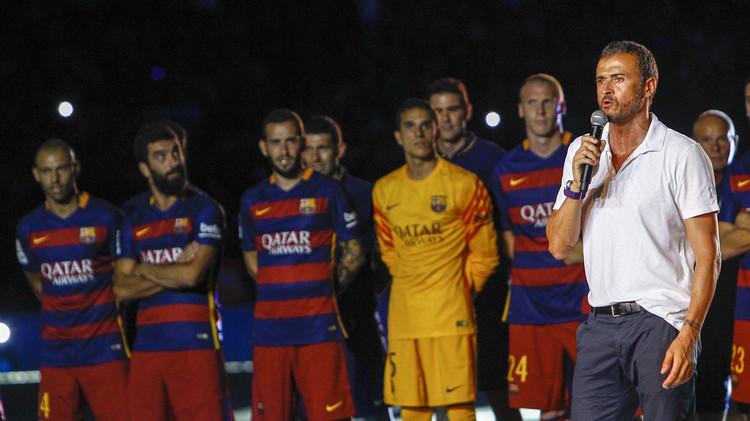تشكيلة برشلونة الأساسية ضد بيلباو في ذهاب كأس السوبر الإسباني .. (صور)