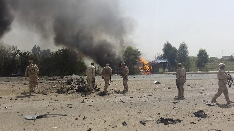 مقتل 24 شخصا وإصابة العشرات بتفجيرات في بغداد وضواحيها