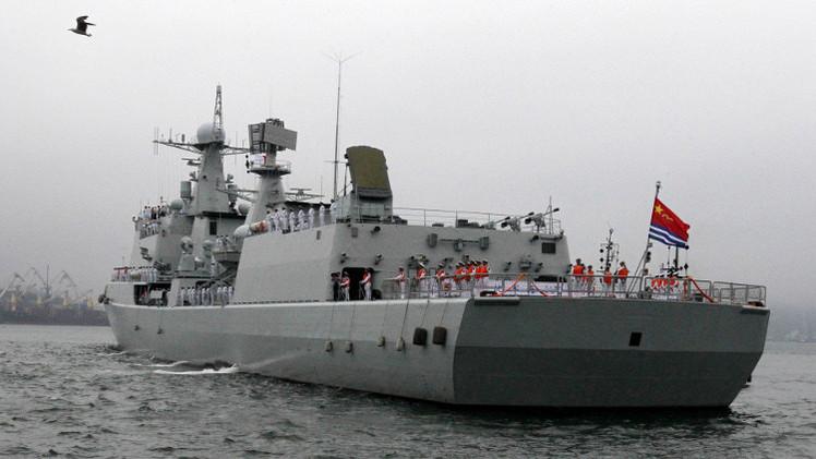 سفن عسكرية صينية تتجه نحو روسيا لإجراء مناورات مشتركة