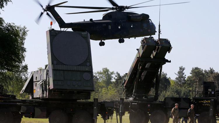 الجيش الألماني يقرر إنهاء مهمته جنوب تركيا