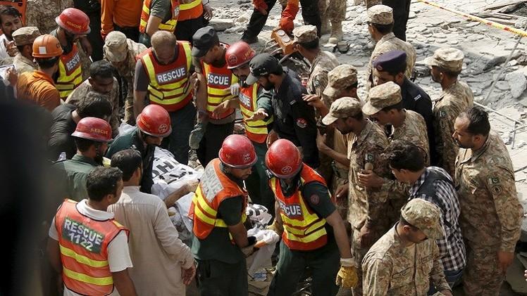 مقتل 15 أشخاص بينهم وزير داخلية إقليم البنجاب بهجوم في باكستان