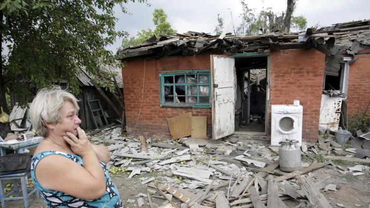 الأمم المتحدة: مقتل 6832 شخصا نتيجة النزاع المسلح في شرق أوكرانيا
