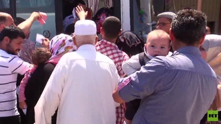 قطاع غزة.. فتح معبر رفح 4 أيام