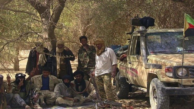 اشتباك بين جماعات مسلحة في مالي