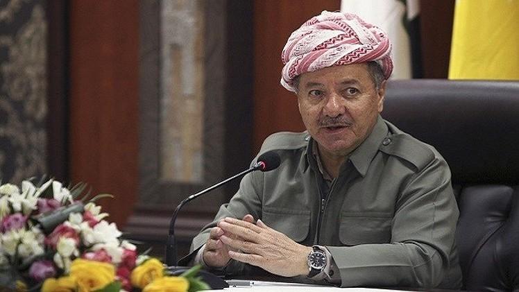 شورى كردستان العراق يبقي البارزاني رئيسا للإقليم