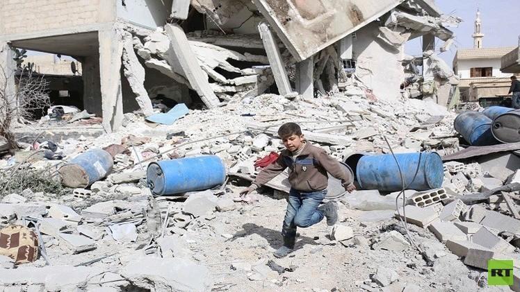 الاتحاد الأوروبي يدعو أطراف النزاع في سوريا إلى احترام القانون الدولي الإنساني