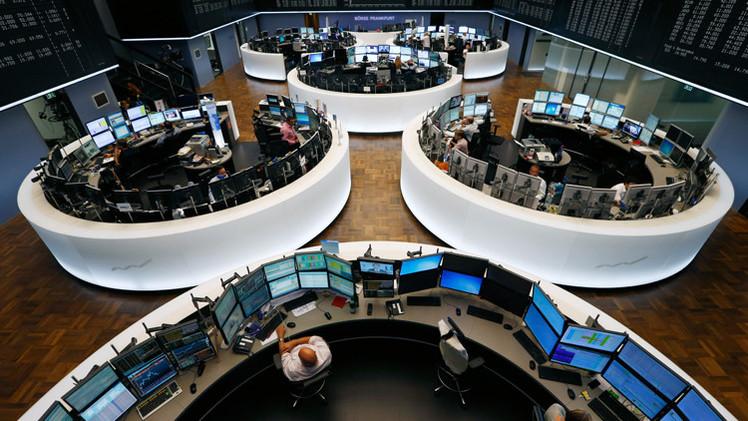 المؤشرات الأوروبية تتراجع متأثرة بالأسواق الاَسيوية