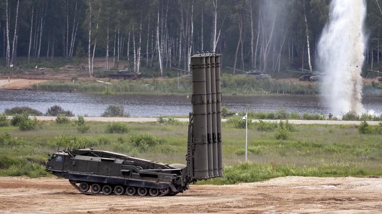وضع قوات الدفاع الجوي والصاروخي في مقاطعة موسكو في حالة التأهب القصوى