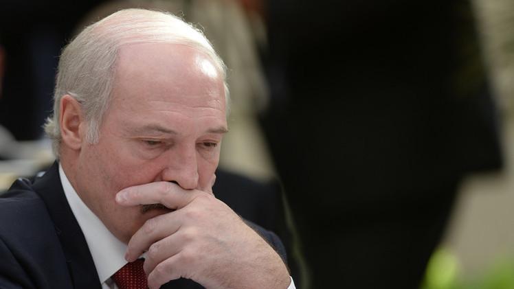 رئيس بيلاروس يطالب بتعزيز الحدود مع أوكرانيا