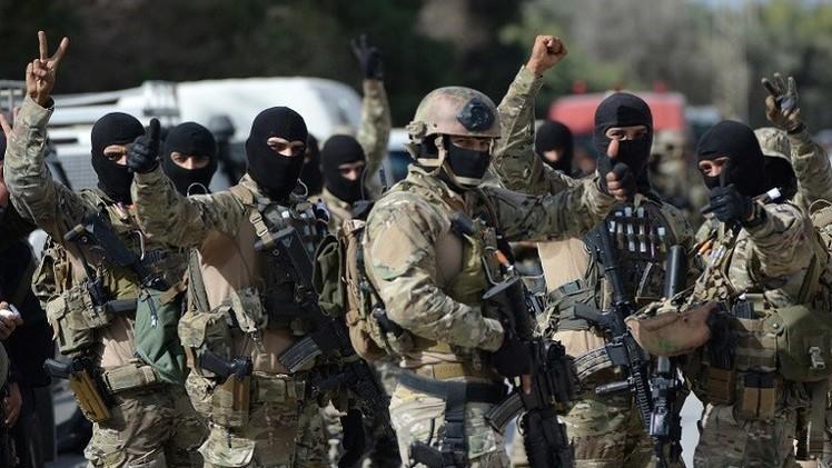 مقتل جنديين  بانفجار لغم في تونس
