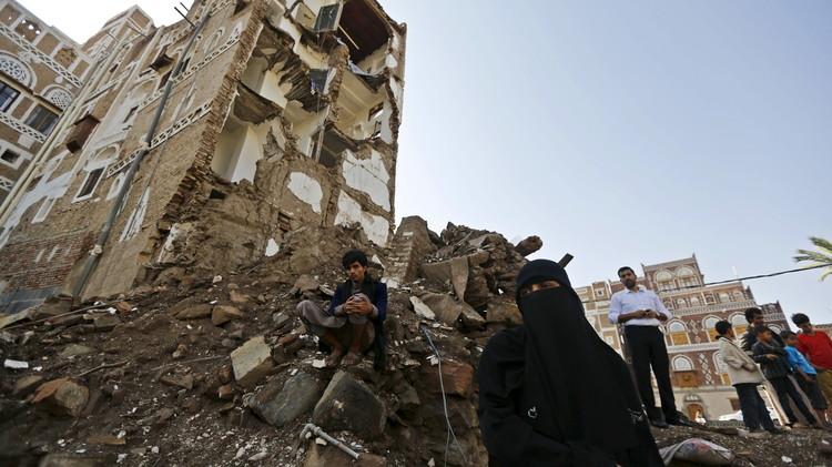 العفو الدولية: قتل المدنيين في اليمن يرقى إلى جرائم حرب