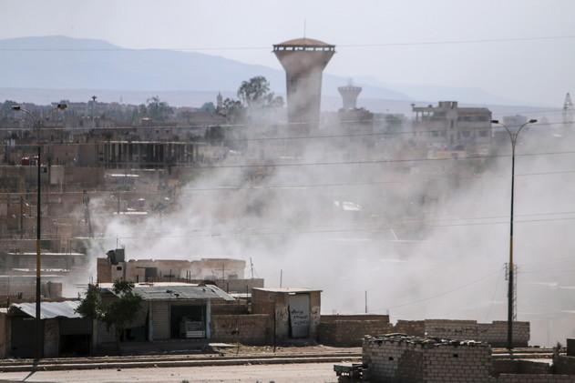سوريا.. مقتل 13 شخصا وإصابة 50 آخرين بتفجير انتحاري في القامشلي