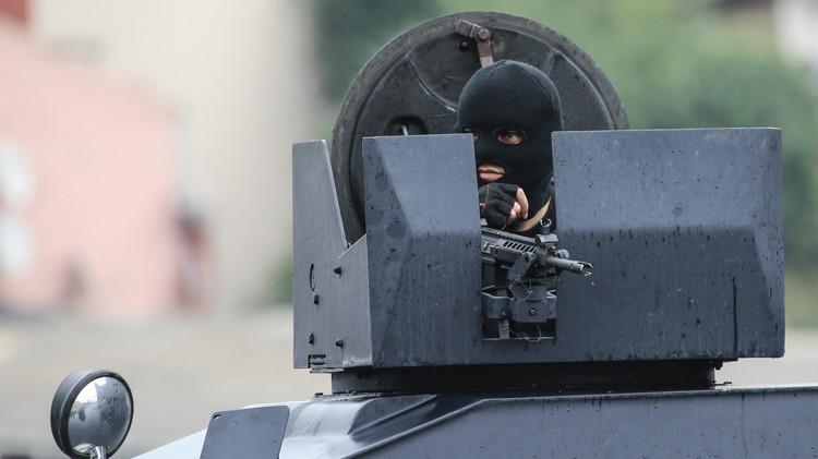 مقتل 8 عسكريين أتراك بتفجير قافلة عسكرية شرق البلاد