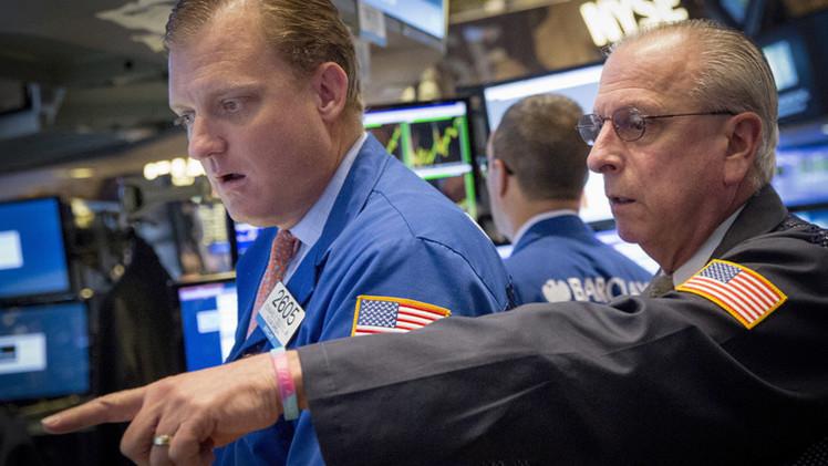 المؤشرات الأمريكية تتراجع والمستثمرون يترقبون محاضر اجتماع الفيدرالي الأمريكي