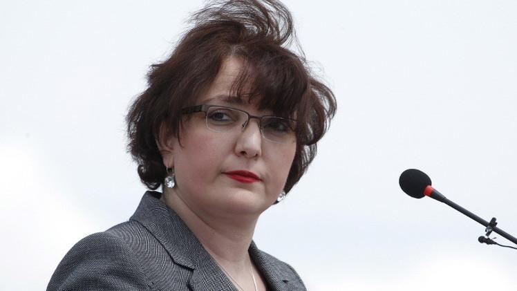 وزيرة الدفاع الجورجية: بلادنا أقل إيمانا بالانضمام إلى الناتو