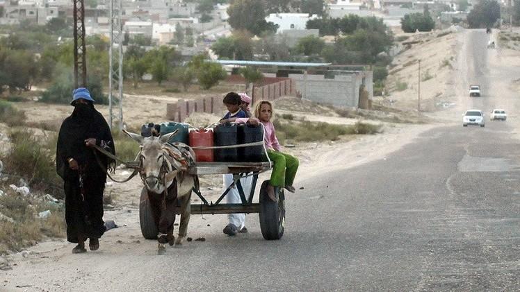 مسلحون يختطفون 4 فلسطينيين شمال سيناء