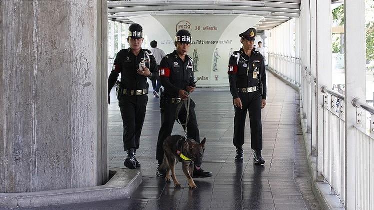المشتبه بهما بالضلوع في تدبير هجوم بانكوك ينكران ذنبهما