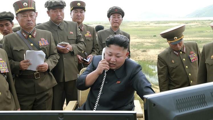 بيونغ يانغ: الوضع في شبه الجزيرة الكورية على شفا حرب