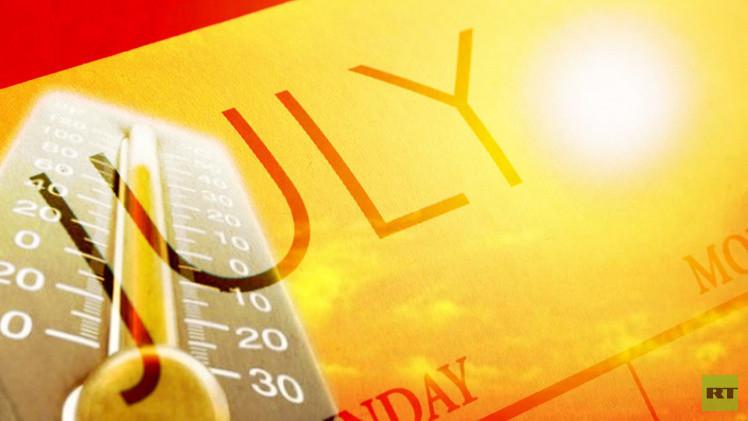 يوليو الماضي الأكثر حرارة في كوكبنا