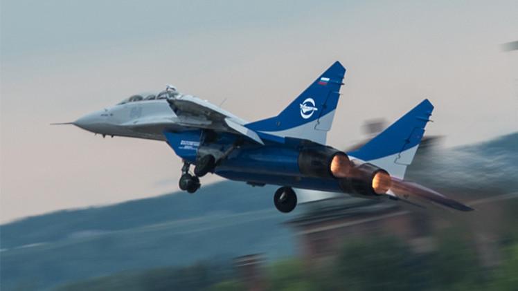 ﺭﻭﺳﻴﺎ ﻭﻣﺼﺮ ﻭﻗﻌﺘﺎ عقداً لتوريد MiG -29 55d72c37c46188d71d8b4580