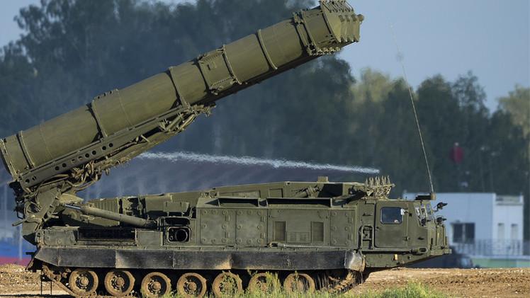 القوات الجوية الفضائية الروسية تُجري تدريبات تكتيكية على إطلاق صواريخ حية