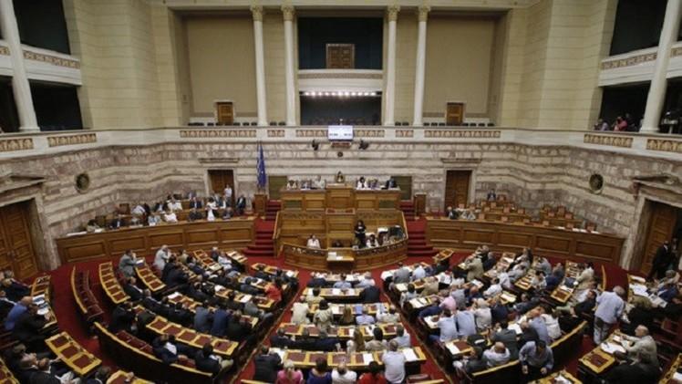 اليونان.. انشقاق 25 نائبا عن حزب