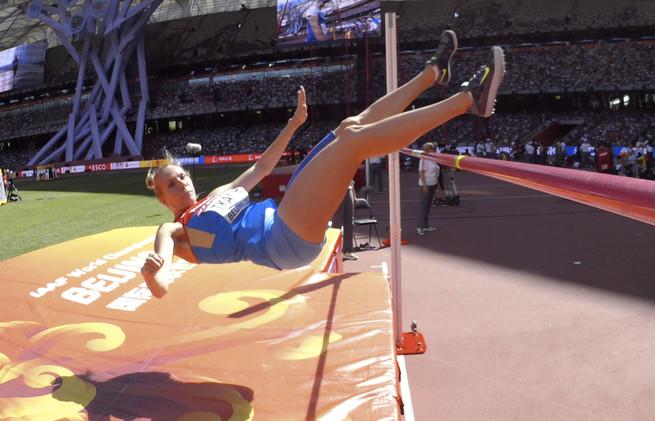 مشاركة روسية قوية في بطولة العالم لألعاب القوى في بكين