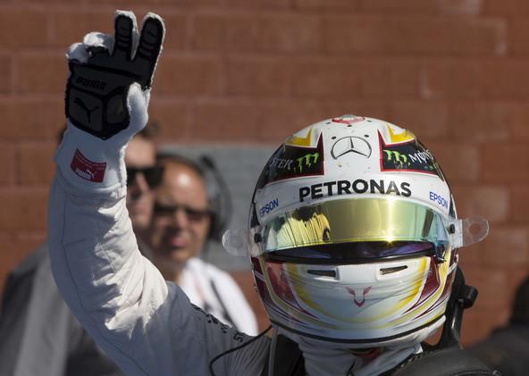 هاميلتون أول المنطلقين في جائزة بلجيكا الكبرى للفورملا-1