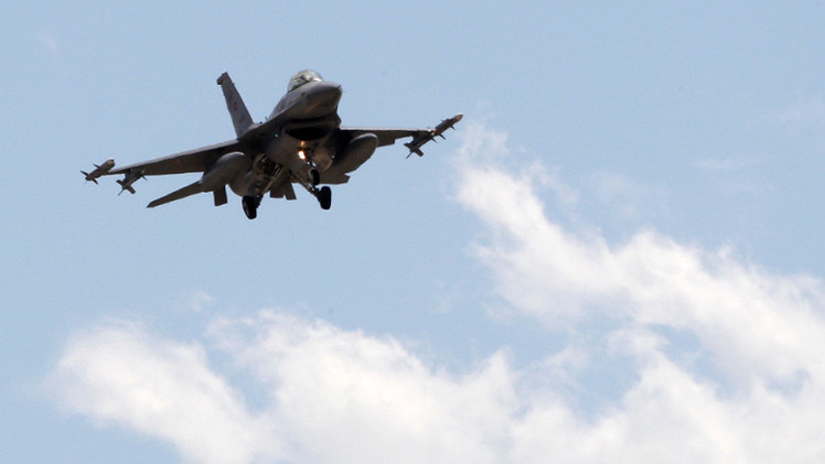 27 غارة شنها التحالف الدولي الجمعة ضد داعش في العراق وسوريا