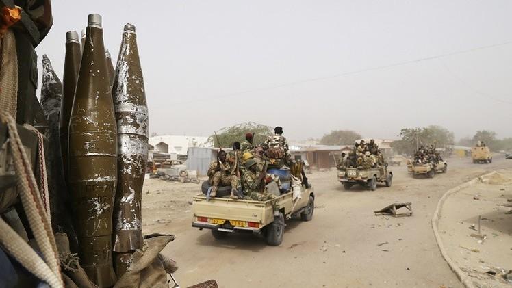 رؤساء أركان دول إفريقية يكملون تشكيل قوة لمحاربة بوكو حرام