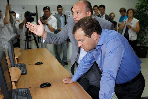 مجلس الأمن الروسي يؤكد تزايد حالات التجسس على نظم المعلومات الحكومية