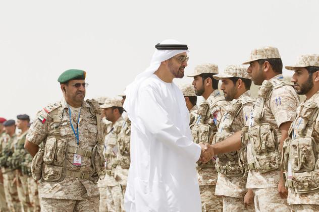 الإمارات تعلن تحرير رهينة بريطاني في اليمن