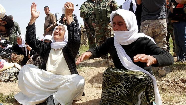إعدام 39 عسكريا وخطف 20 مدنيا على يد