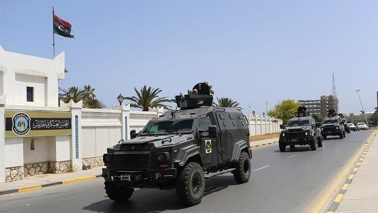 ليبيا.. قوة للجيش تدخل صرمان.. واتهام تركيا بإرسال أسلحة لحكومة طرابلس