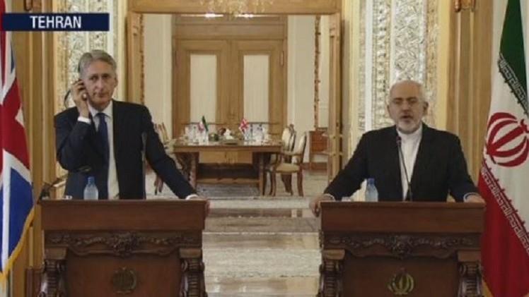 هاموند: سنتعاون مع إيران في محاربة الإرهاب وتمدد