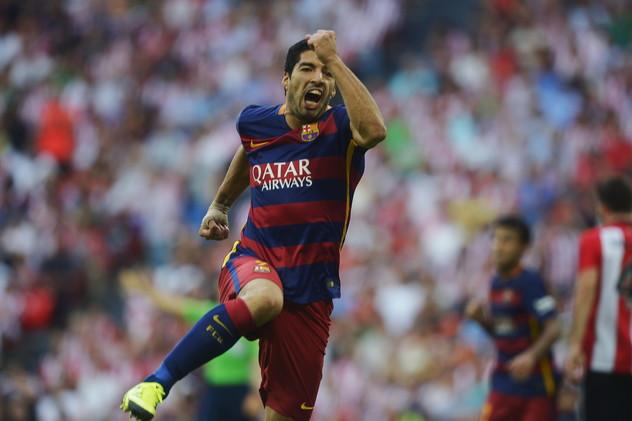 (فيديو) سواريز ينقذ برشلونة من جحيم بيلباو وميسي يضيع ركلة جزاء