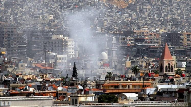 12 قتيلا بقذائف هاون على دمشق وريفها