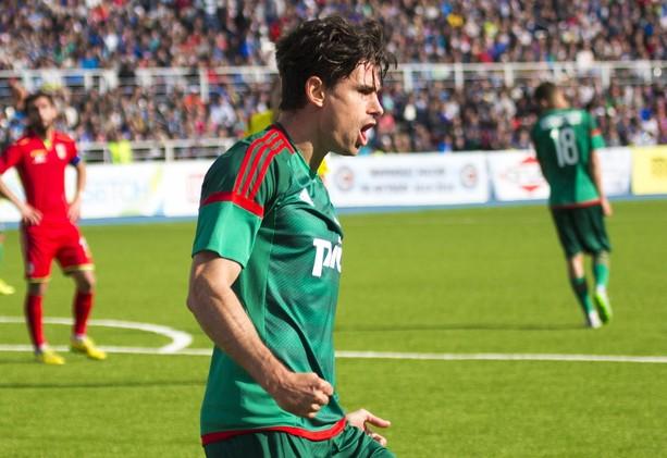 لوكوموتيف يتجاوز أوفا بثلاثية في الدوري الروسي