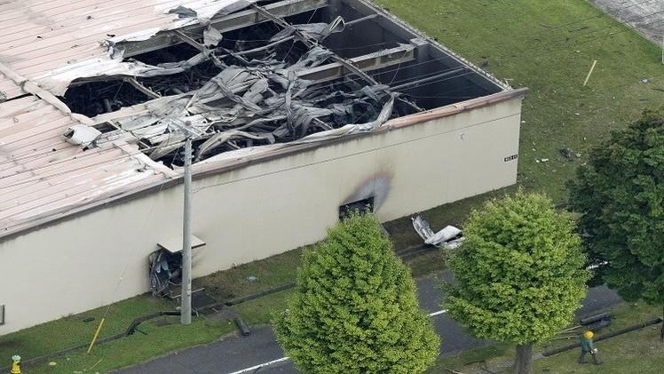 السيطرة على حريق في منشأة عسكرية أمريكية قرب طوكيو