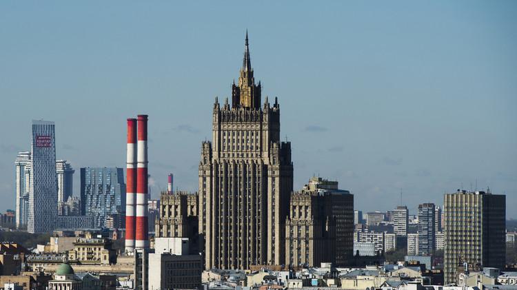 بوتين يعين سيرغي فيرزيلوف مديرا عاما للخارجية الروسية