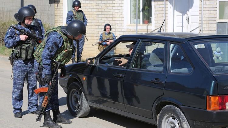 تصفية 3 إرهابيين بينهم قيادي في اشتباك بداغستان