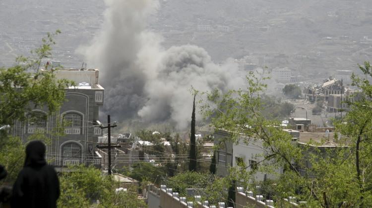 الحكومة اليمنية تعلن تعز منطقة منكوبة