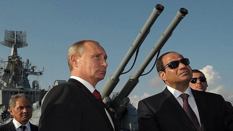 الصداقة الروسية المصرية تقوم على أساس متين