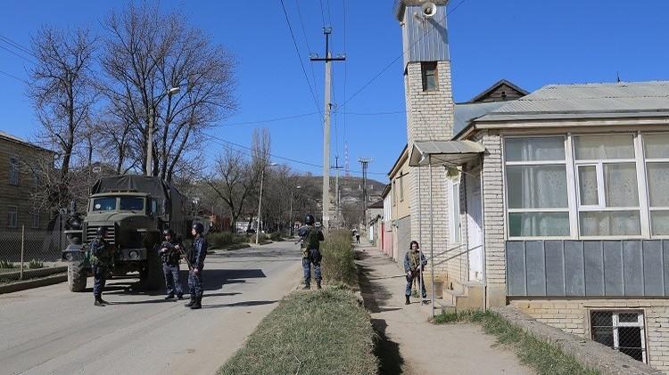 تصفية قيادي إرهابي في عملية أمنية بداغستان