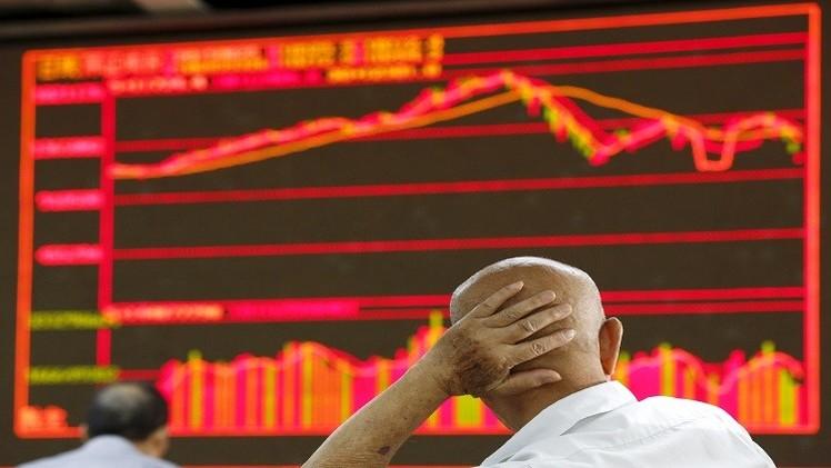 الأسهم الصينية تهبط مواصلة تكبد خسائرها