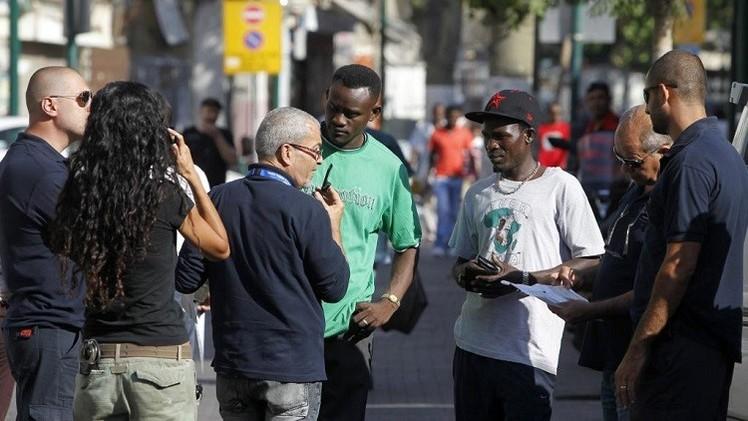 الإفراج عن مئات المهاجرين غير الشرعيين في إسرائيل